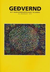 Rit Geðverndarfélags Íslands, 44. tbl. 32015
