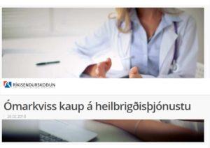 Skýrsla Ríkisendurskoðunar staðfestir gagnrýni Rótarinnar – Áskorun til velferðarráðherranna