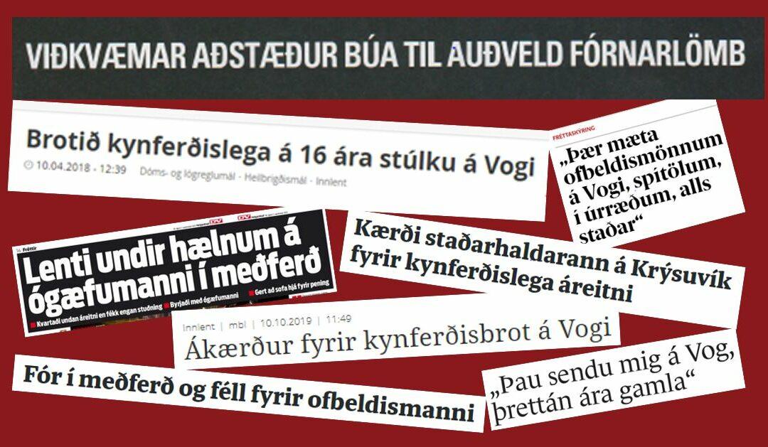 Yfirlýsing vegna framtíðar meðferðarheimilisins Laugalands