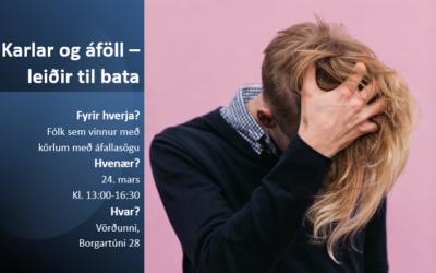 Karlar og áföll – leiðir til bata